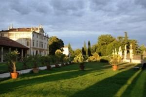 Villa Chiericati Ghislanzoni del Barco Curti